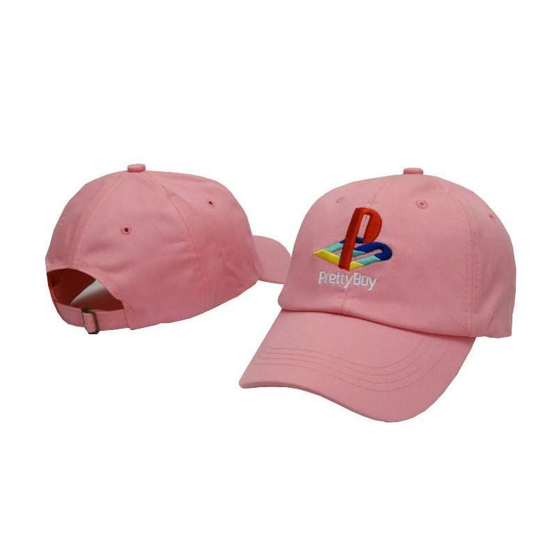 itGirl Shop PRETTY BOY BASEBALL CAP
