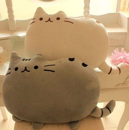 itGirl Shop PUSHEEN PILLOW CAT