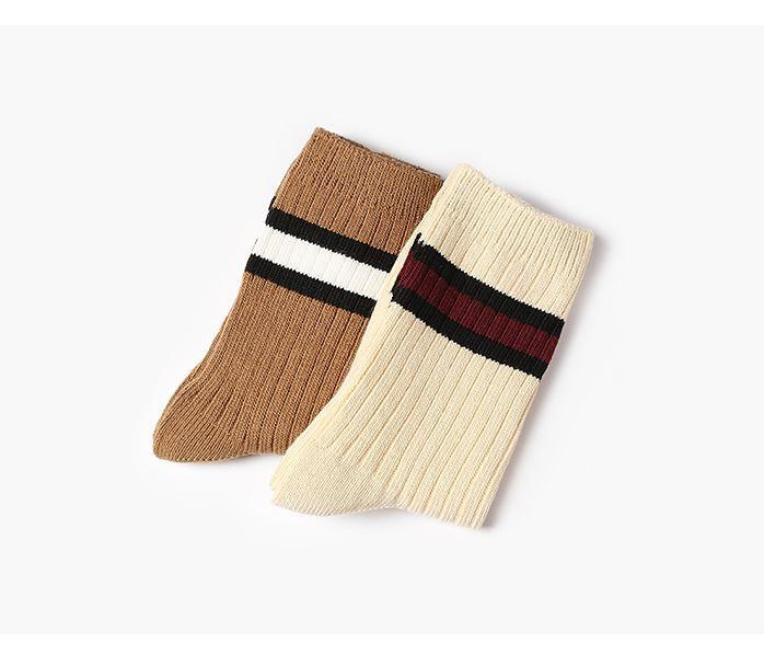 itGirl Shop SPORTISH LINE MINIMALISM AESTHETIC SOCKS