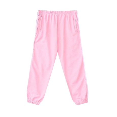 itGirl Shop SPORTISH LINES COZY PANTS