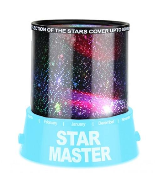 itGirl Shop STAR MASTER NIGHT LIGHT SKY PROJECTOR