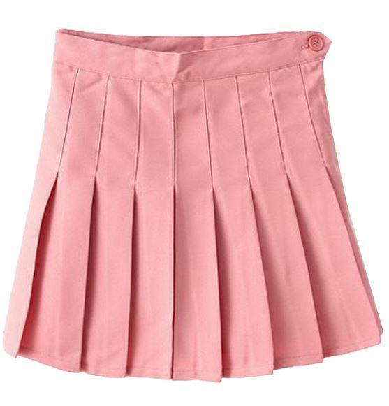 itGirl Shop TENNIS PLEATED SKIRT Aesthetic Apparel, Tumblr Clothes, Soft Grunge, Pastel goth, Harajuku fashion. Korean and Japan Style looks