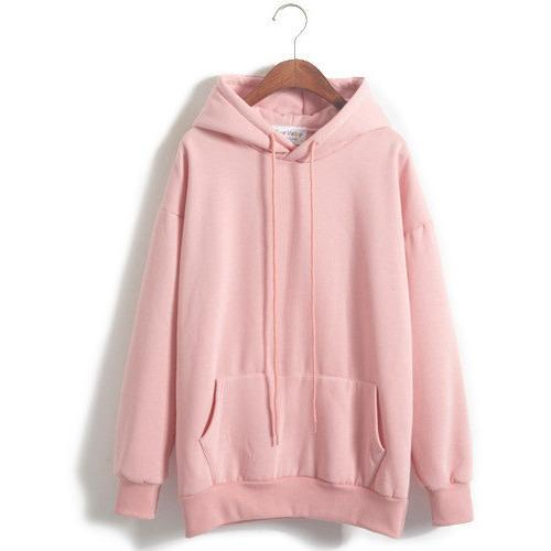 Buy Cheap Aesthetic Clothing THICK LONGSLEEVE FLEECE HOODIES Sale 30% OFF itGirl Shop itgirlclothing.com
