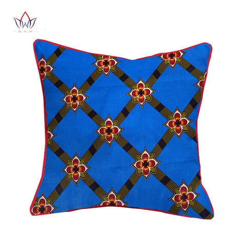 1Pc 20/18 Inches Decorative Pillow Cover African Tribes Printed Cushion Case Cojines Home Arts WYS10