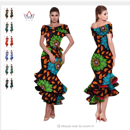 3e7fb057b479 Ankara dress,Dashiki Dress,African Dress, African Styles,African ...