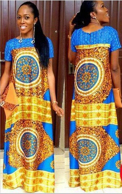 African Fancy Nails Quinceanera Nails Quinceañera Nails: African Print,Dashiki Dress, African White And Black Dress