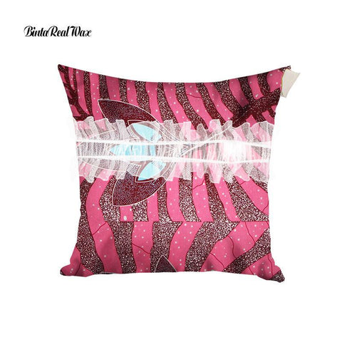2017 New High Quality Pretty White Lace Pillow Case Decorative Throw Pillows Decorate Home  Pillowcase WYS21