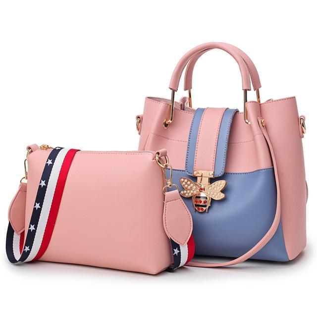 Famous Brand 2018 Women Leather Handbags Designer High Quality Luxury Ladies  Hand Bag Small Messenger Bags ... 343b998023751