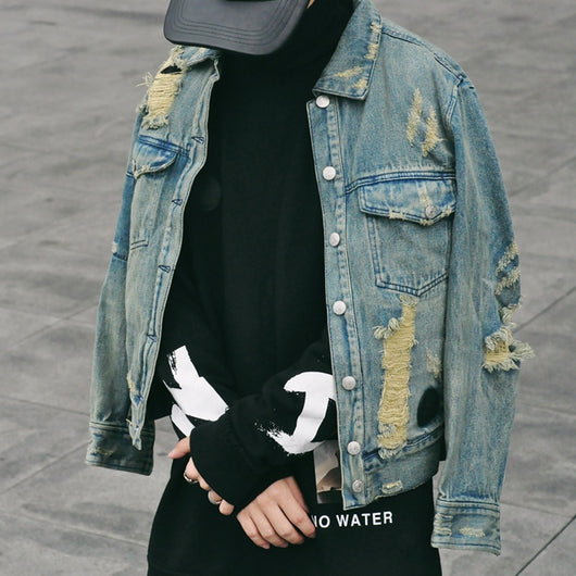 2018 High Quality Men Top Belted Trench Fashion Designer Hip Hop Stree Owame