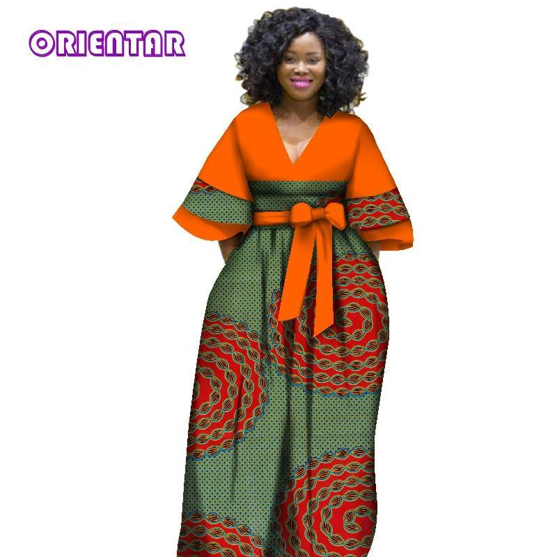 d6e362bba82 ... bazin riche style femme african clothes graceful lady print wax. Hover  to zoom