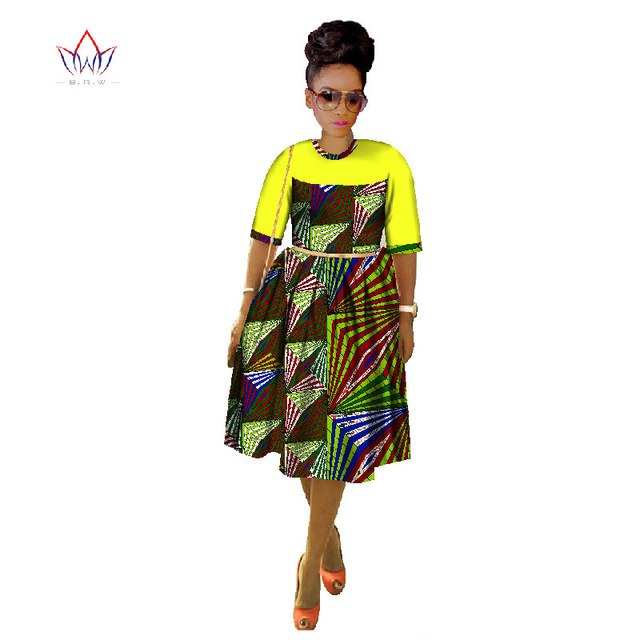 f991f4a0f2b6 ... 2018 Summer African Dresses for Women Dashiki Sexy Women African  Clothing Casual Plus Size African Traditional ...