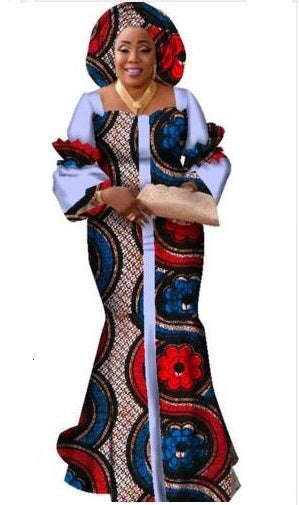 ... 2018 Time-limited African Women Clothing Robe Africaine 2018 New  Fashion Style African Bazin Riche ... c597f42bc