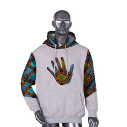 2018 new African Winter Women and men stranger things hoodie long sleeves one piece hoodie sweatshirt men plus size coat KG142