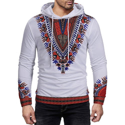 2018 new arrival autumn and winter african men big size sweatshirt M-3XL