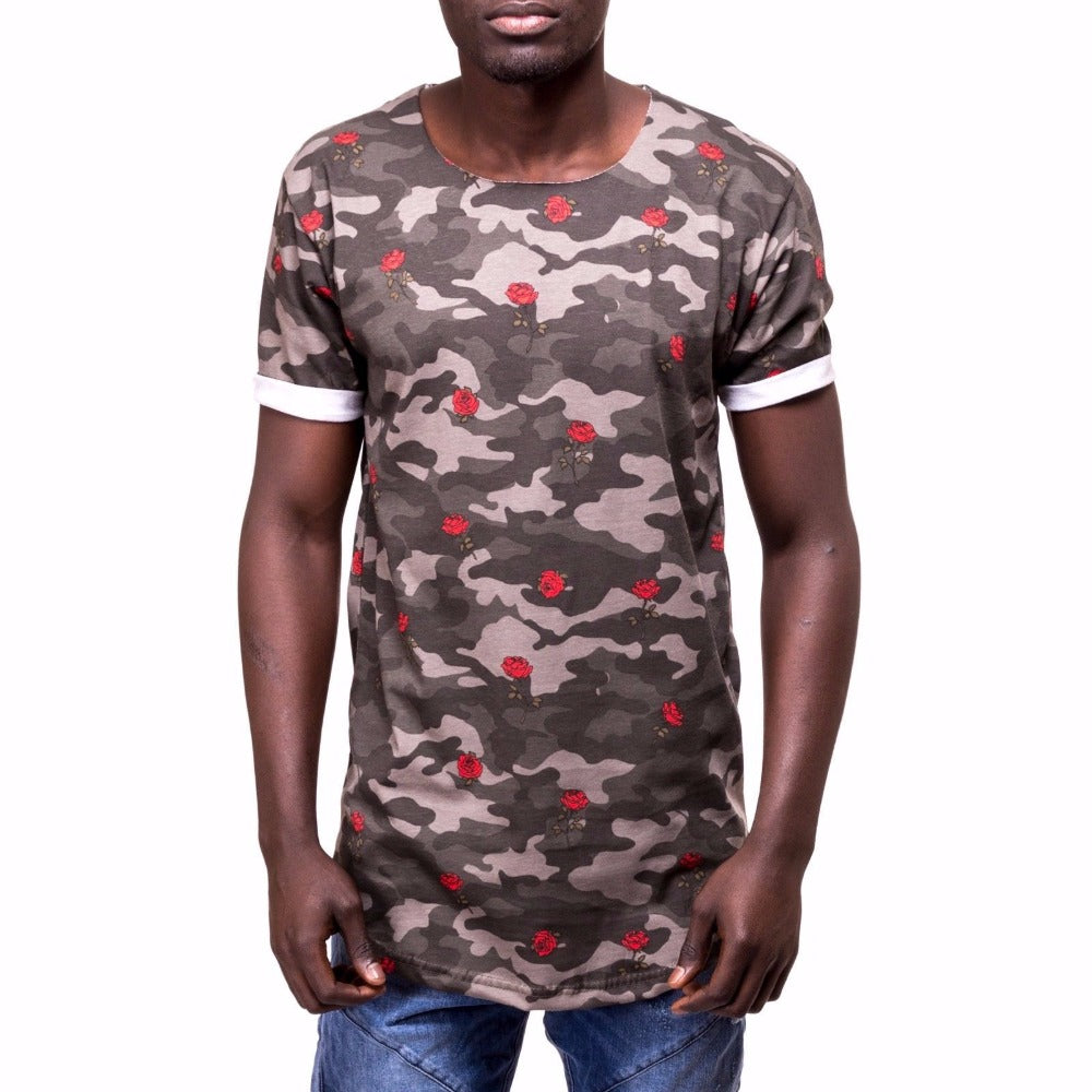 0f60fd906 Hover to zoom · 2018 summer mens camouflage African clothing dashiki  clothes printing ...