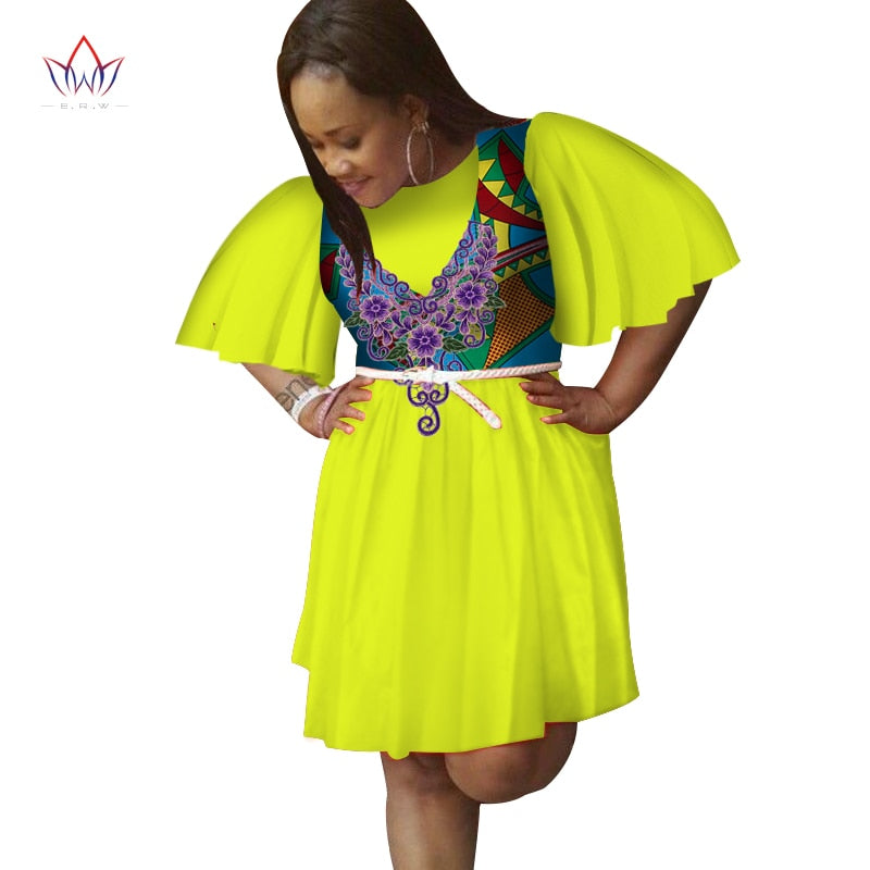 d058b0b919f ... Half Sleeve african women clothing casual traditional. Hover to zoom