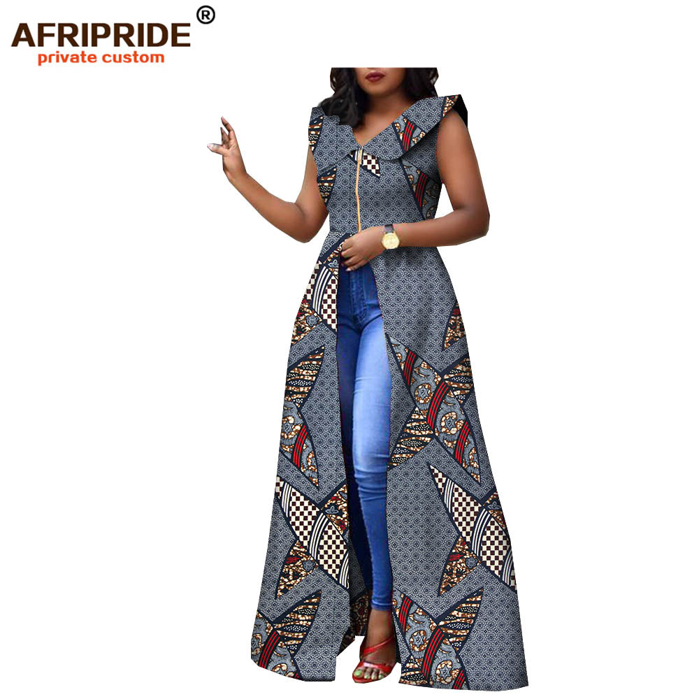2019 africa spring dress for women afripride tailor made