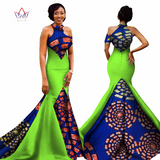 Ankara dress ,Ankara Gown, Dashiki Dress, African Dress, African Styles,African fashion,African Fabric,African Clothing - Owame