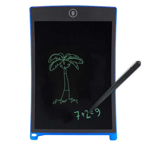 Image of 8.5-Inch Portable Electronic Writing Pad LCD Handwriting Board Kids Adults Drawing Tablet Wordpad For Home Office