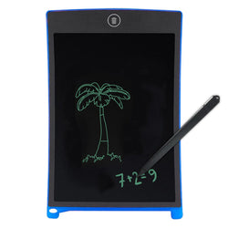 8.5-Inch Portable Electronic Writing Pad LCD Handwriting Board Kids Adults Drawing Tablet Wordpad For Home Office