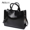 Image of ACELURE Leather Handbags Big Women Bag High Quality Casual Female Bags Trunk Tote Spanish Brand Shoulder Bag Ladies Large Bolsos