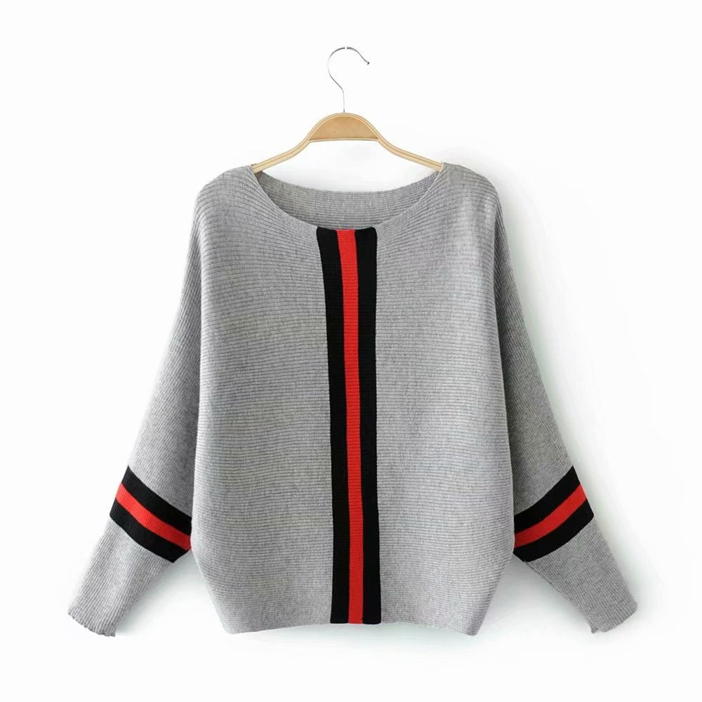 Flower Knit Cute Women Hoodies Pullover Stiching Style Autumn Coat Winter Loose Knit Sweatshirt Female Women's Clothing