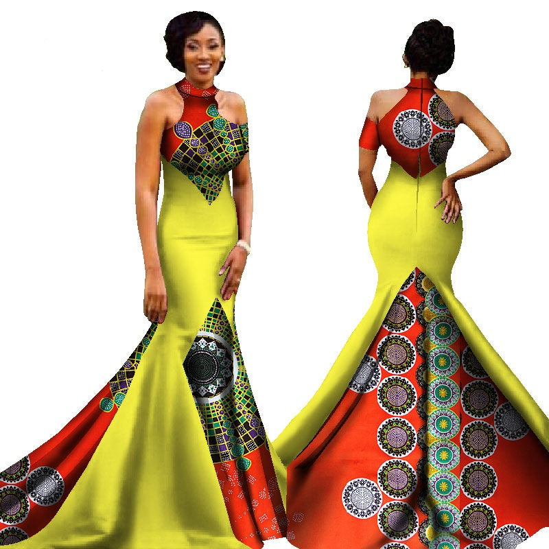 2703c3704 African Clothing Traditional African Dresses Time-limited Cotton 2018 New  Fashion Women Clothing. Hover to zoom