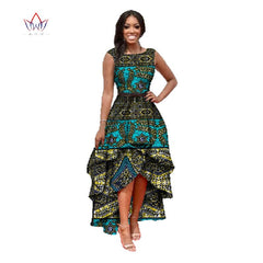 African Dresses For Women African Dashiki Dresses Cotton Dress Sleeveless  African Print Dress Plus Size 1 ... fa87836c4a10