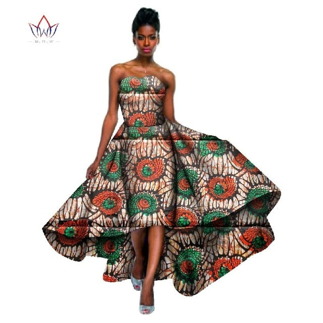 Newest Product For Women African Dresses Fashion Design
