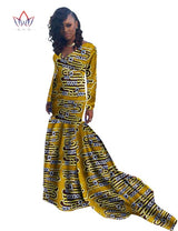 African dashiki Dresses clothes ankara dresses Women Formal Occasion Dress Africa Evening Gowns for Women ladies clothes WY849