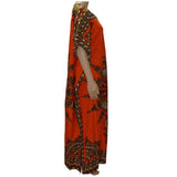African traditional print dashiki dress plus size new designer ankara style women summer dress africa clothing mujer vestidos