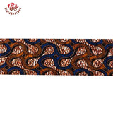 Ankara African Polyester Wax Prints Fabric African Ankara Fabric for Sewing 6 yards/lot African Fabric for Party Dress FP6238