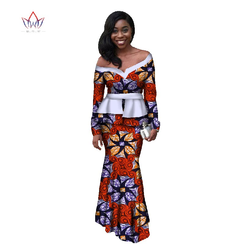 da17636e1c Autumn New Fashion Design Women African Clothing Cropped Tops  amp ...