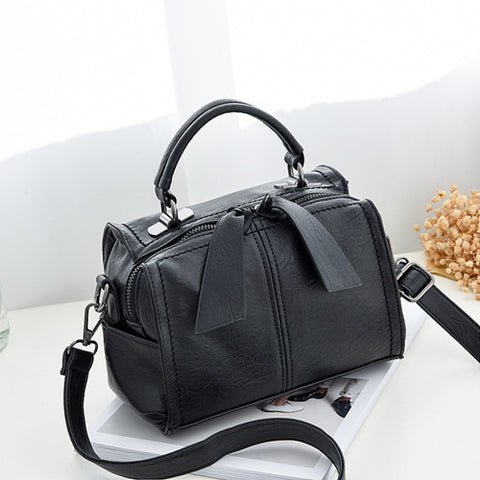 Bolish Brand Soft PU Leather Women Handbag Female Shoulder Bag Larger Size Tote Bag /women Messenger Bag