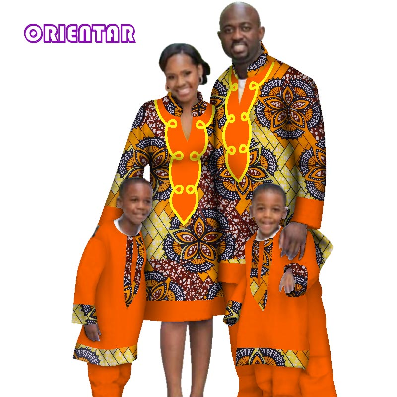 ... Casual Family Matching Clothes Father Mother Son Long Sleeve Men Top  and Pants Sets Women Dress ... 6aab4c3e1
