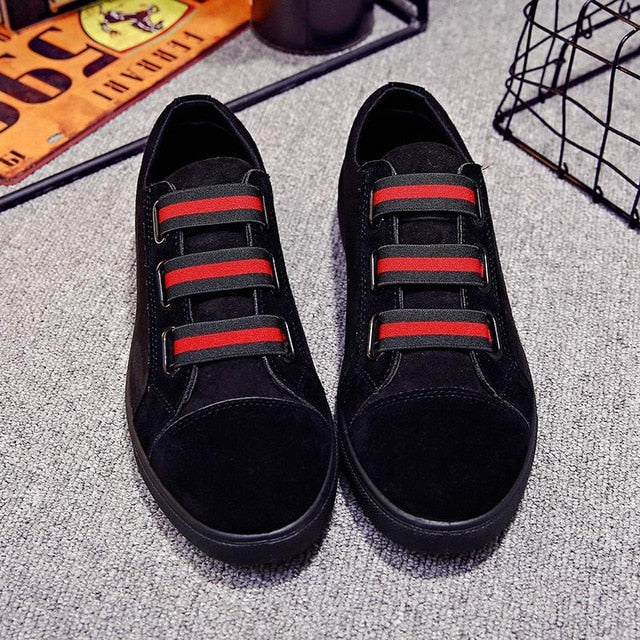 85393867a4a Casual Fashion Men Shoes Boys Patent Leather Flats Shoe Comfortable Men's  Loafers Male Walking Shoes Sneaker Spring Autumn New