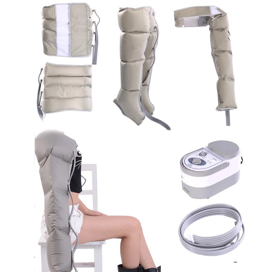 Circulation Leg Wraps Healthcare Air Compression Leg Wraps Regular Massager Foot Ankles Calf Therapy Circulation lose weight