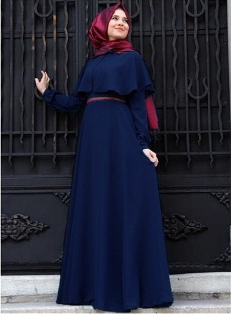 qualité grande remise pour nouveau style Cloak large size abaya dress abaya kimono robe orientale soiree muslim  clothing women robe dubai arabe kaftan