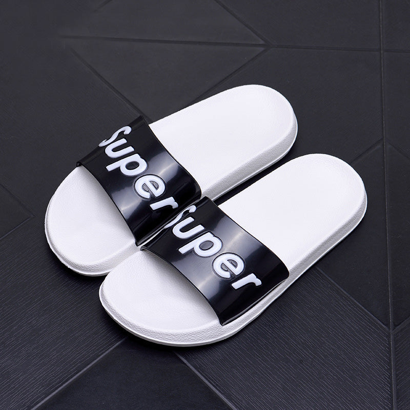 ee712ded75be DropShipping 2018 Super Women Slides Super Thick Soled Slippers ...