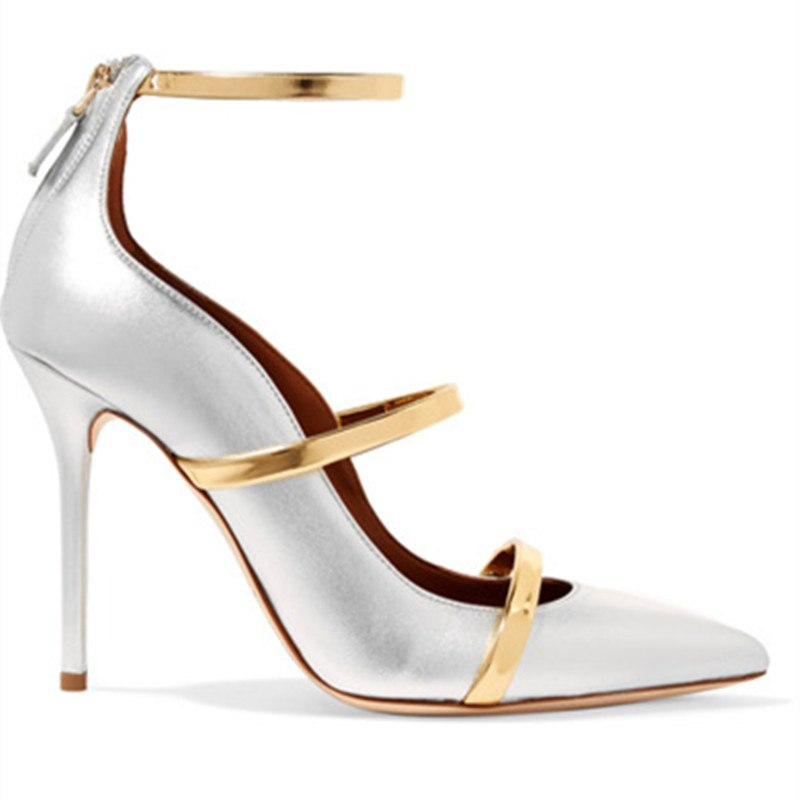 f0e1c13c4 ... High Heels Female Sandals Pumps Wedding Womens Shoes Big Size 43 Thin.  Hover to zoom