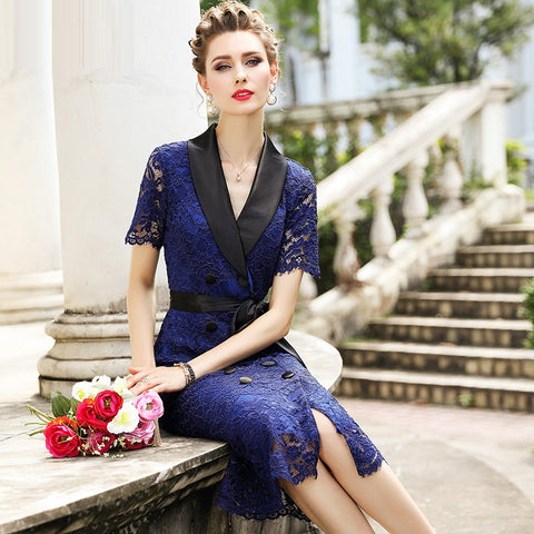 ea7726642a0e ... Image of Elegant Work dresses 2018 NEW luxury Spring Summer Office Lady  Pencil dress Women Clothing ...