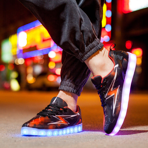 Eur35-44// Glowing Sneakers for Men Led Sneakers for Boys Sneakers with Backlight Led Light Shoes schoenen met lichtjes