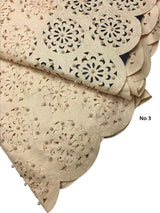 5 yards African french lace