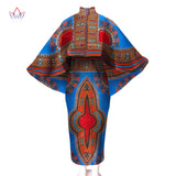 Handmade Customised Dashiki Ankara African Print For Women