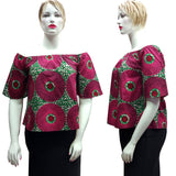 African Clothing Traditional Top Fashion Cotton,African Women Dashiki T-shirt