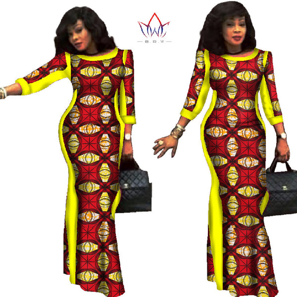 Already Made Ankara Ankara Gown Dashiki Dress African