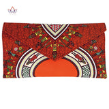 High Quality Bazin Riche African Wax Prints Fabric Women Fashion Hand Bag for Party Super Wax Hollandais with Hand Bag WYb382