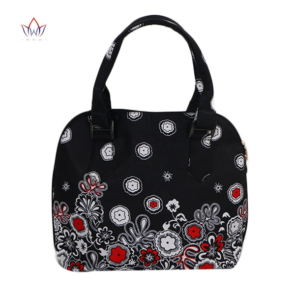 High Quality Bazin Riche African Wax Prints Fabric Women Fashion Hand Bag for Party Super Wax Hollandais with Hand Bag WYB410
