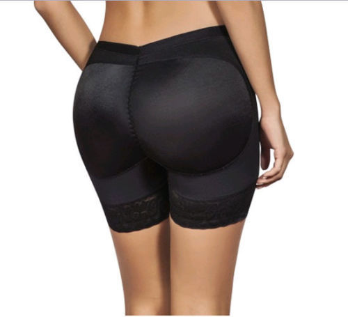 49f6df0c0e6 ... Padded Panties WomenWomen Panty Pad 2PCs Silicone Shapewear Bum Butt Hip  Up Enhancer. Hover to zoom