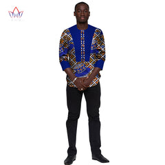 ... Men shirt Summer African Traditional Three Quarter Sleeve African  Clothing Dashiki Pachwork fabric Men Wedding Shirt 8d924f906e6c